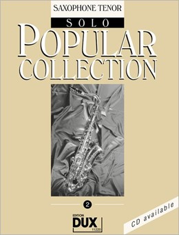 Abbildung von Himmer | Popular Collection 2. Saxophone Tenor Solo