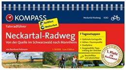 Abbildung von Pollmann | Neckartal-Radweg, von der Quelle im Schwarzwald nach Mannheim | 1. Auflage | 2013 | Fahrradführer mit Routenkarten...