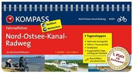 Abbildung von Pollmann | Nord-Ostsee-Kanal-Radweg | 1. Auflage | 2013 | Fahrradführer mit Routenkarten...