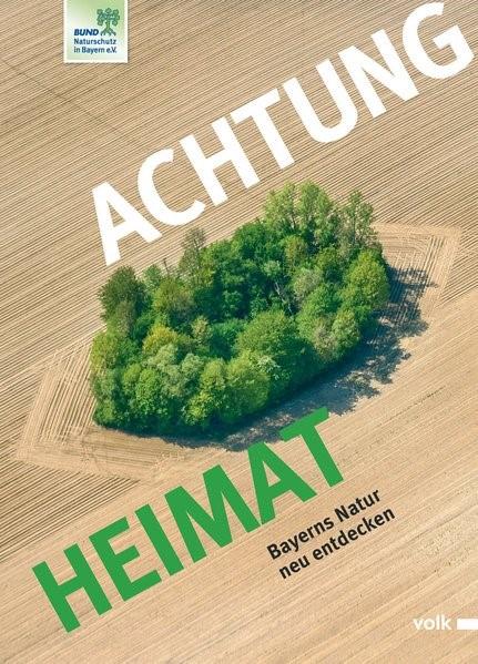 Achtung Heimat, 2013 | Buch (Cover)