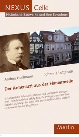 Abbildung von Hoffmann | Der Armenarzt in der Flaniermeile | 2013 | Philipp Simon Dawosky und das ...