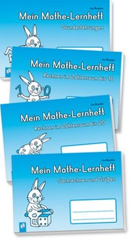 Abbildung von Boesten | PAKET Mathe 1 (4 Mathe-Lernhefte) | 2013