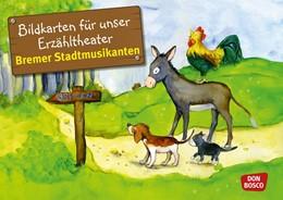 Abbildung von Bildkarten für unser Erzähltheater: Die Bremer Stadtmusikanten | 2013 | Bildkarten für unser Erzählthe...