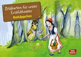 Abbildung von Rotkäppchen. Kamishibai Bildkartenset. | 1. Auflage | 2018 | beck-shop.de