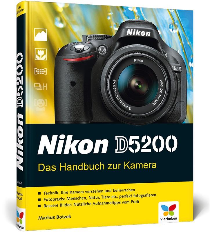 Nikon D5200 | Botzek, 2013 | Buch (Cover)