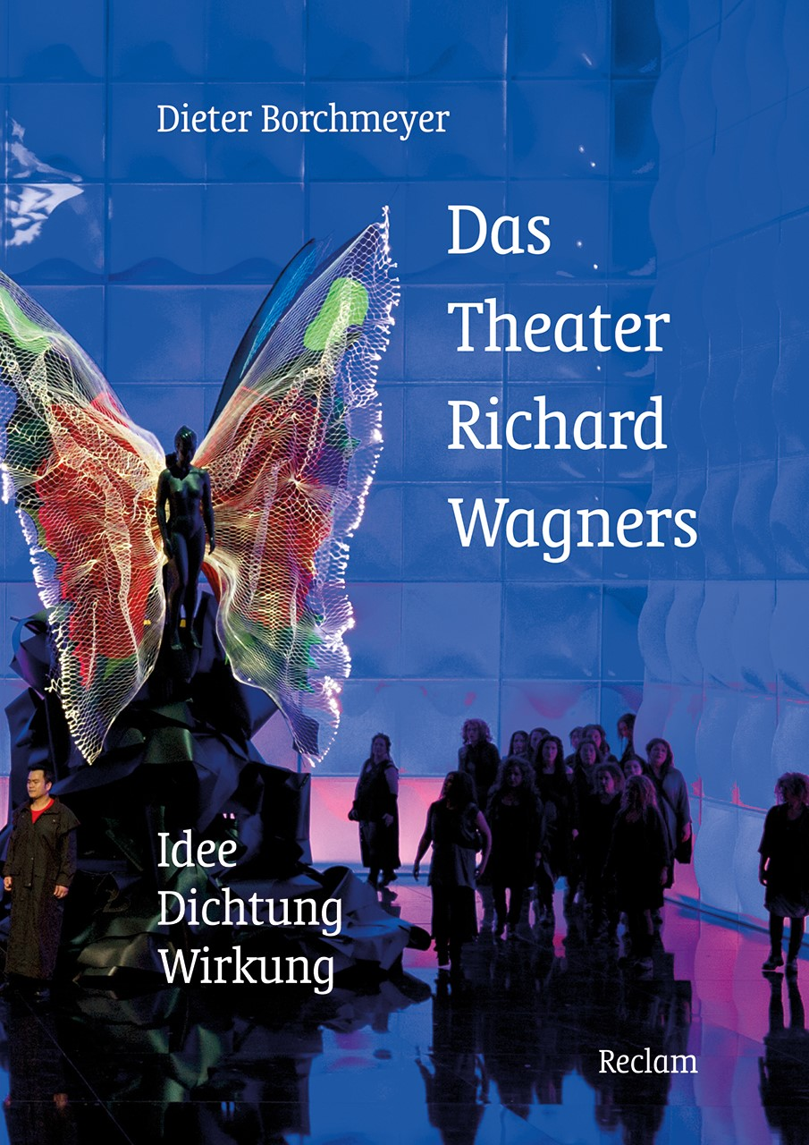 Das Theater Richard Wagners | Borchmeyer, 2013 | Buch (Cover)