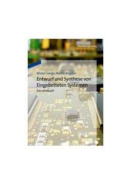 Abbildung von Lange / Bogdan | Entwurf und Synthese von Eingebetteten Systemen | 2013 | Ein Lehrbuch