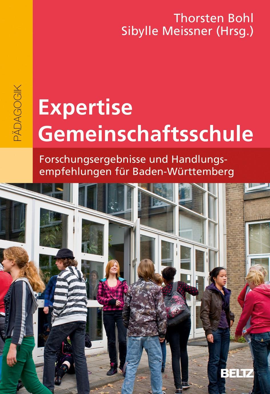 Abbildung von Bohl / Meissner | Expertise Gemeinschaftsschule | 2., korrigierte Aufl. | 2013