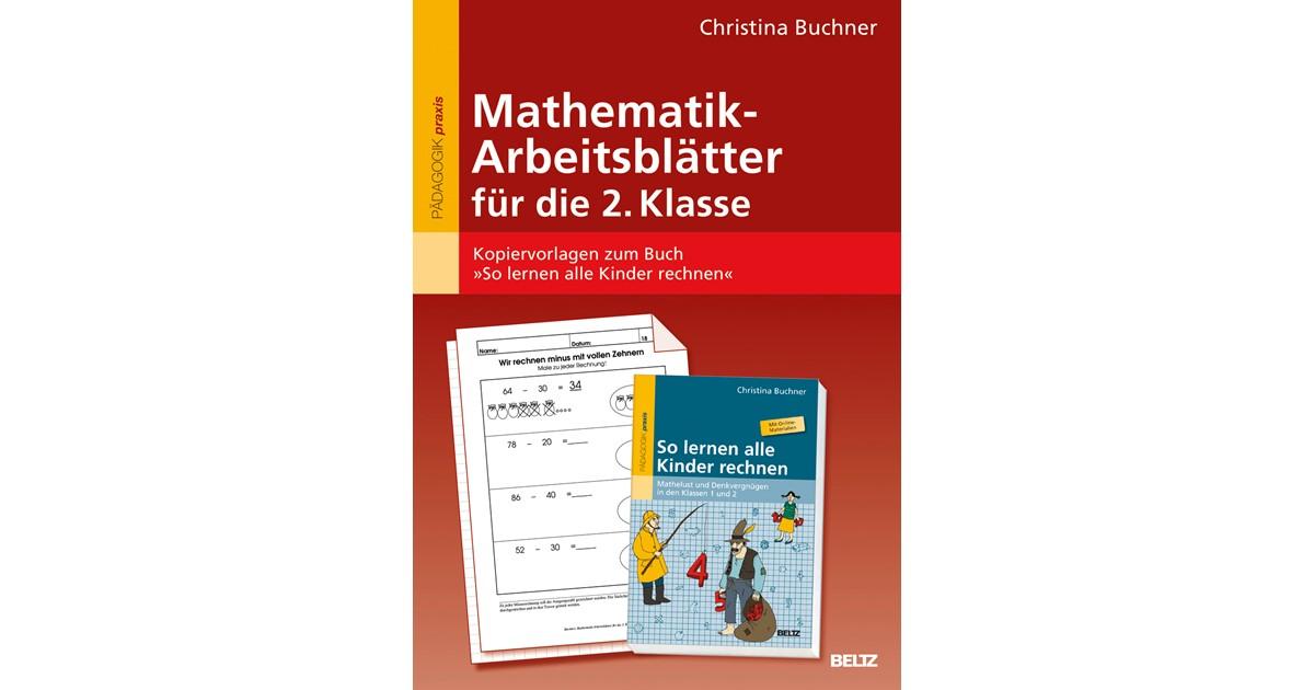 Mathematik-Arbeitsblätter für die 2. Klasse   Buchner, 2013   Buch ...
