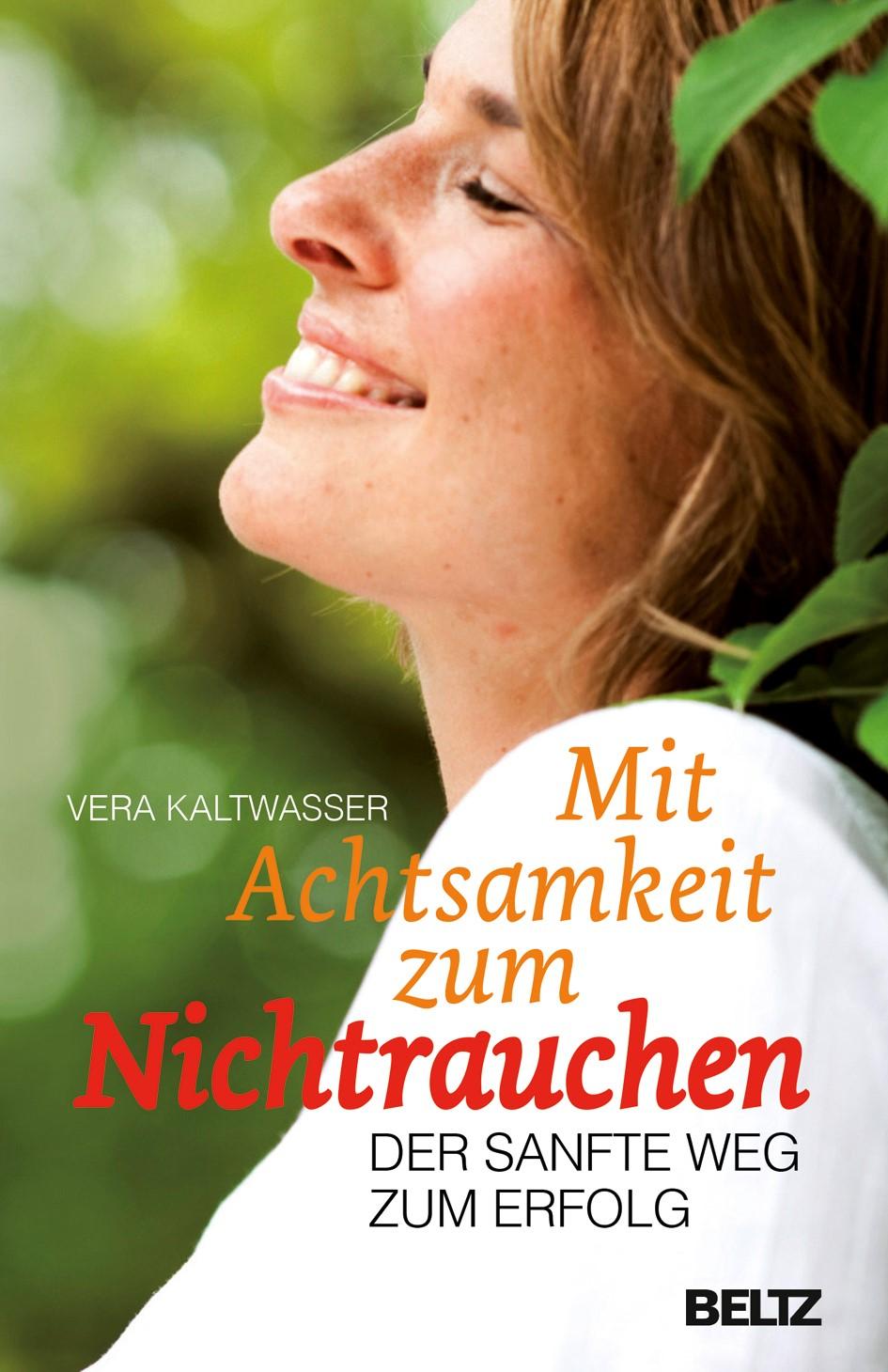Mit Achtsamkeit zum Nichtrauchen | Kaltwasser | Originalausgabe, 2013 | Buch (Cover)