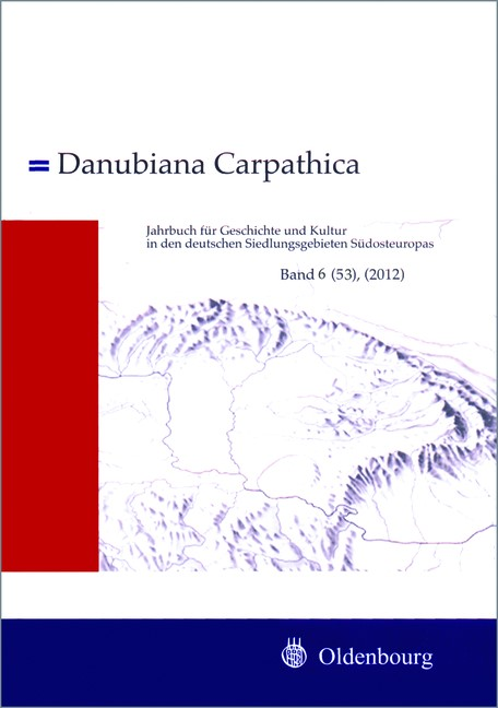 2012 Band 6 (53), 2013 | Buch (Cover)