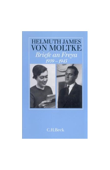 Cover: Helmuth James von Moltke, Briefe an Freya 1939-1945