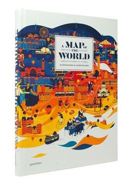 Abbildung von A Map of the World | 2013 | The World According to Illustr...