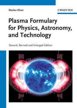 Abbildung von Diver | Plasma Formulary for Physics, Astronomy, and Technology | 2013