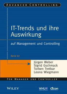 Abbildung von Weber / Gschmack | IT-Trends und ihre Auswirkung | 1. Auflage | 2013 | 87 | beck-shop.de