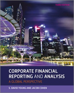 Abbildung von Young / Cohen | Corporate Financial Reporting and Analysis | 2013