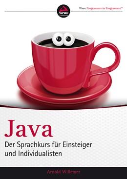 Abbildung von Willemer | Java | 2013 | Der Sprachkurs für Einsteiger ...