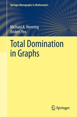 Abbildung von Henning / Yeo | Total Domination in Graphs | 2013