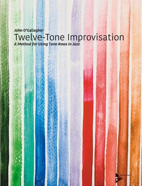 Twelve-Tone Improvisation | O'Gallagher, 2013 | Buch (Cover)