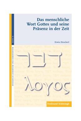 Abbildung von Dirscherl | Das menschliche Wort Gottes und seine Präsenz in der Zeit | 2013 | 2013 | Reflexionen zur Grundorientier... | 26