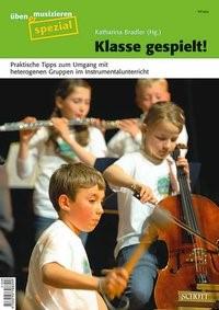 Klasse gespielt!   Bradler, 2013   Buch (Cover)
