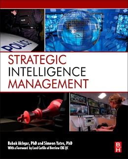 Abbildung von Yates | Strategic Intelligence Management | 2013 | National Security Imperatives ...