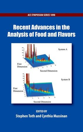 Abbildung von Toth / Mussinan | Recent Advances in the Analysis of Food and Flavors | 2013