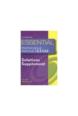Abbildung von Evans / Avery   Essential Mathematical Methods CAS 1&2 Solutions Supplement   2006
