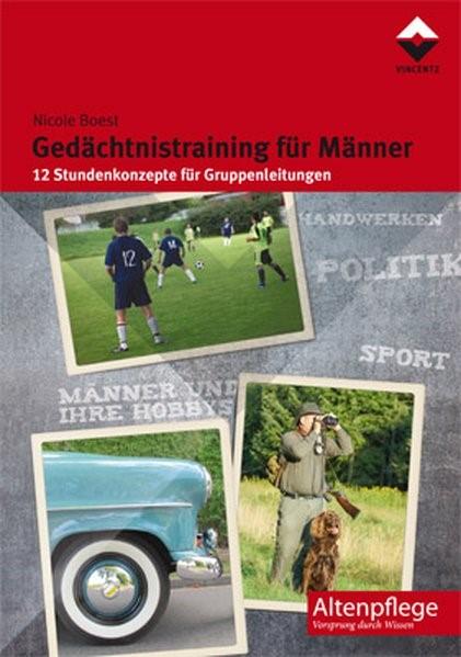 Abbildung von Boest | Gedächtnistraining für Männer | 2012
