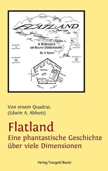 Abbildung von Abbott   Flatland - Eine phantastische Geschichte über viele Dimensionen   2012