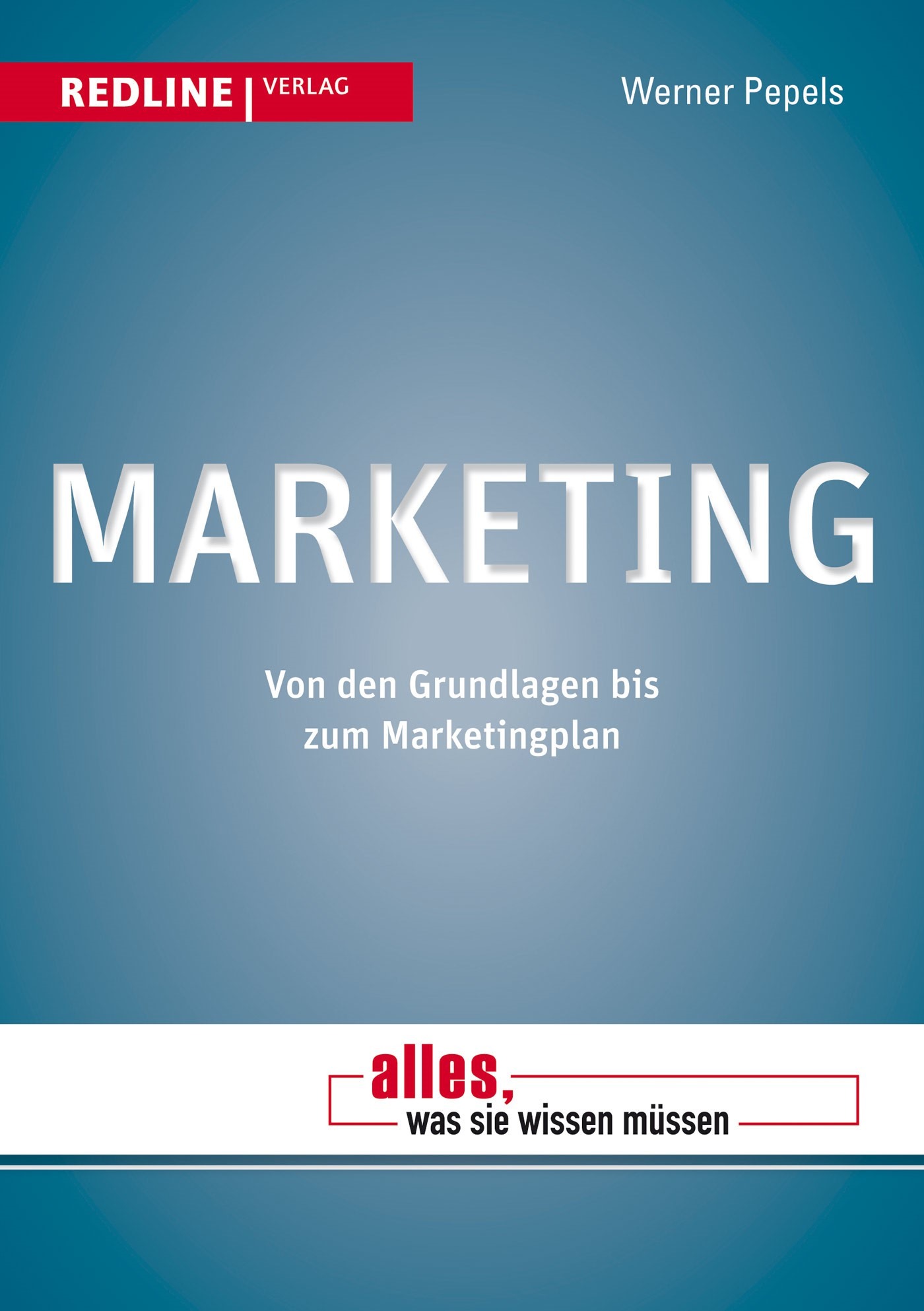Professionelles Marketing | Pepels, 2013 | Buch (Cover)