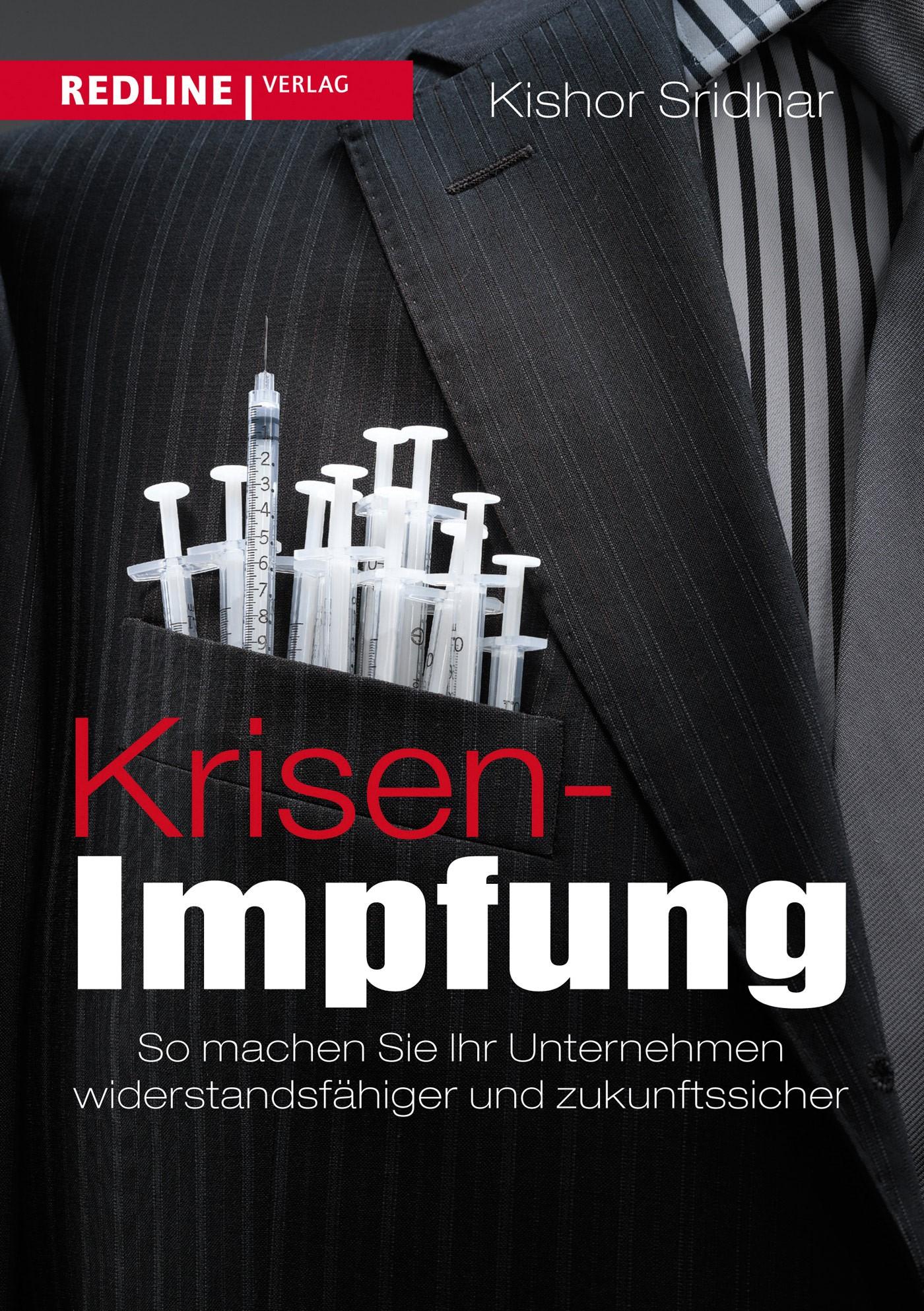 Krisen-Impfung | Sridhar, 2013 | Buch (Cover)