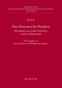 Abbildung von Herbers / Könighaus | Von Outremer bis Flandern | 1. Auflage | 2013 | beck-shop.de