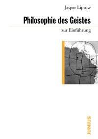 Philosophie des Geistes zur Einführung | Liptow, 2013 | Buch (Cover)