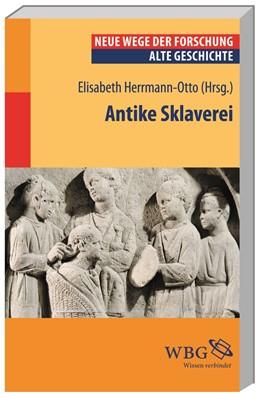 Abbildung von Herrmann-Otto   Antike Sklaverei   2013