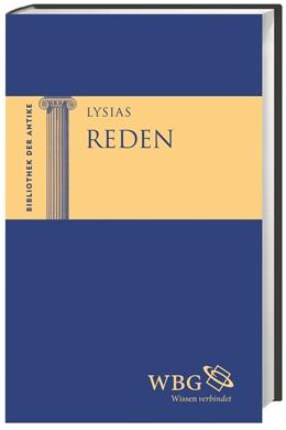 Abbildung von Lysias / Baier | Reden | 1. Auflage | 2013 | beck-shop.de