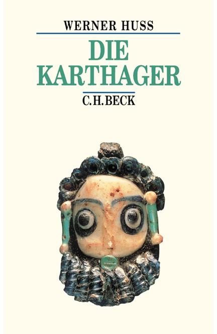 Cover: Werner Huß, Die Karthager