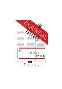 Abbildung von Hay | The Essential Feature | 1991 | Writing for Magazines and News...