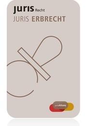 juris PartnerModul Erbrecht  • Jahresabonnement, 2012 (Cover)