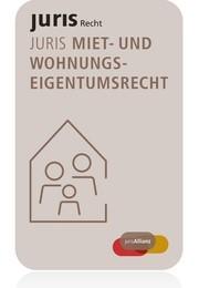 juris PartnerModul Miet- und Wohnungseigentumsrecht • Jahresabonnement, 2012 (Cover)