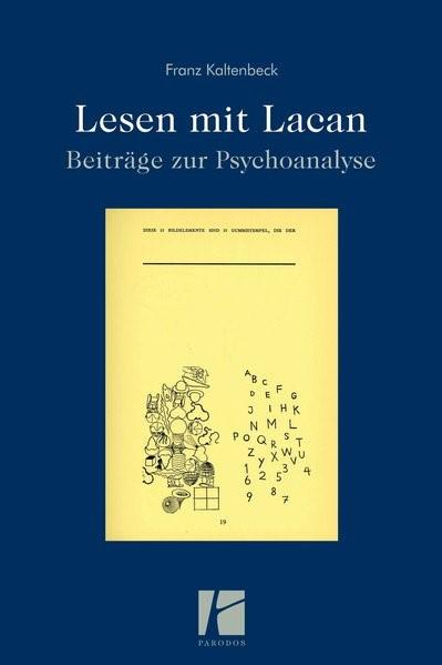 Lesen mit Lacan | Kaltenbeck, 2013 | Buch (Cover)