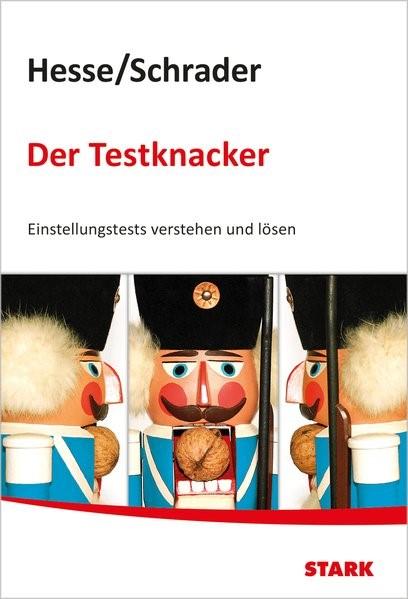Der Testknacker   Hesse / Schrader, 2014   Buch (Cover)