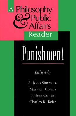 Abbildung von Simmons / Cohen / Beitz | Punishment | 1994 | A