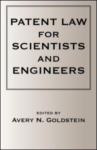 Abbildung von Goldstein   Patent Laws for Scientists and Engineers   2005