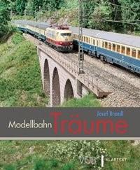 Modellbahn-Träume | Brandl, 2013 | Buch (Cover)