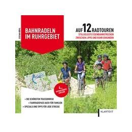 Abbildung von Höpel | Bahnradeln im Ruhrgebiet | 3., aktualisierte | 2013 | Auf 12 Radtouren stillgelegte ...