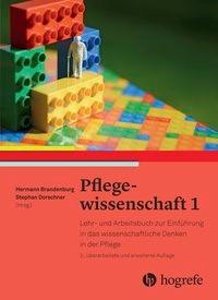Pflegewissenschaft 1 | Brandenburg / Dorschner | 3. Auflage, 2015 | Buch (Cover)