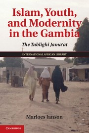 Abbildung von Janson | Islam, Youth, and Modernity in the Gambia | 2013