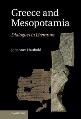 Abbildung von Haubold | Greece and Mesopotamia | 2013