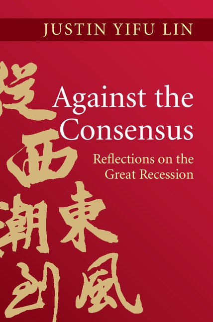 Abbildung von Lin | Against the Consensus | 2013